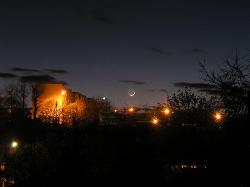 Oglądasz fotografie z Galerii Nocne