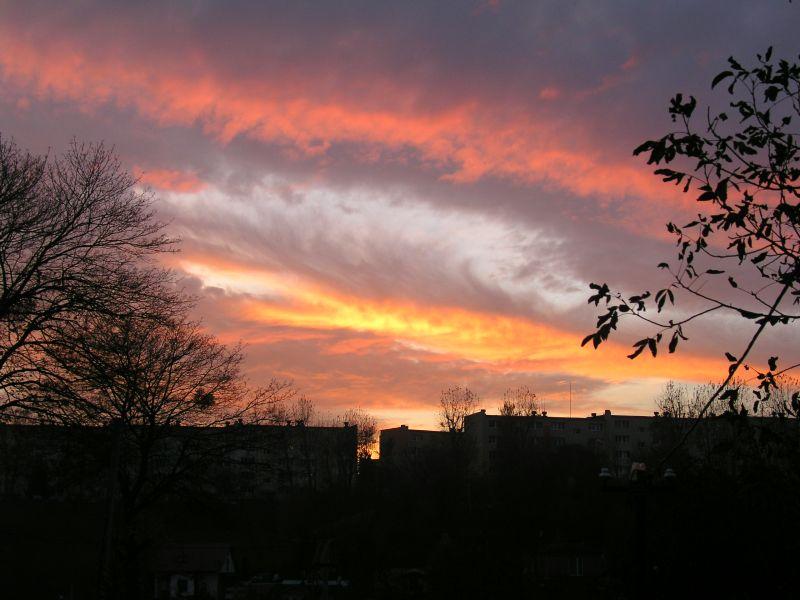 Oglądasz fotografie z Galerii Zachody słońca